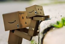 Qrious Lab.: Danbo(Family)
