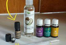 Essential Oils / by T McCubb