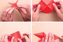Origami paper / Origami is so hard! Lol!