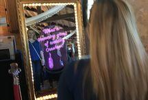 Texas Mirror Photobooth