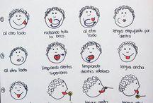 Exercicis amb la llengua