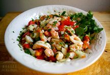 Belizean Seafood / Seafood Dishes of Belize
