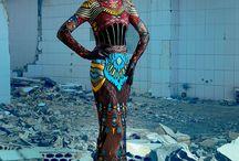 Kleding / Fashion style catwalk