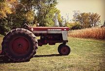 tractors  / by Lauren Adair Cooper