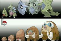 Poke-evolution