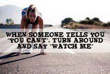 I live for fitness / by Melissa Graham