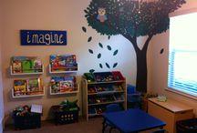 Kid's Playroom / by Jalee Vasquez