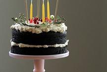 BAKE / Let them eat cake / by Emma Edwards