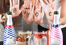 American Summer / From Memorial Day to Labor Day to every BBQ and starry night in between, this is Chandon American Summer. / by ChandonUSA