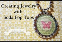 Stampin' Up! Soda Pop Top Jewelry
