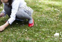 Sesión de fotos Minishoes! / Una bonita sesión de fotos para mostrar todas las novedades de la colección primavera-verano de Minishoes
