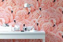Trendspotting - Tropical / Trendspotting for summer 2017! Everyone loves tropical leaves, flamingos and pineapples - Ulla Blennemann