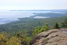 Outdoors in Midcoast Maine / Outdoor activities along the coast of Maine - Lincolnville Beach, Camden Hills State Park, Penobscot Bay and more!