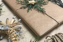 Schön verpackt für Weihnachten