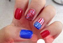 Nail Designs for all occasions / by Danielle Caminiti