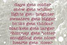Citazioni sull'inverno