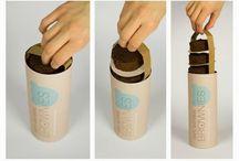 Tube packaging