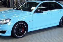 Lesklé autopolepy / Vyberte si farbu, ktorá sa najviac bude hodiť vašemu autu!
