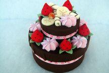 Filc süti - Felt cake
