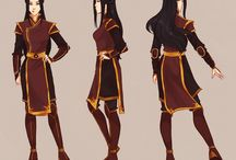 Fire Nation mash up Cosplay / Inspiration for an Avatar Four Nations/Game of Thrones mash up cosplay.