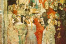 abiti dal1300 al 1425