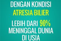 Social Campaigns / All about Biliary Atresia in Indonesia