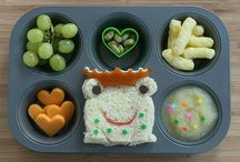 kids food / by Nicole Jones Jensen