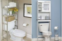 Bathroom Ideas / Hacks