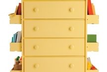 kids bedroom furniture / by Selena Smith
