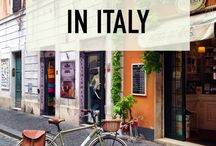 Italy Travel Blog