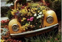 Flower cars