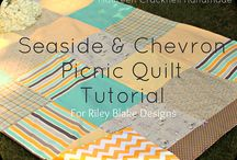 Patchwork and sewing