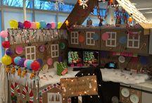 Emma Christmas Office