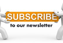 Get our Newsletter / Ten times a month we send out special offers, product announcements, recipes, and coupons. Please sign up to get the latest news!