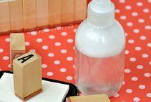 Craft Supplies Home Made...