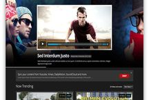 Video Themes / We have Best WordPress Video Themes for Media Websites Using Embedded or Self-Hosted Video, on the market by professional photographers and artists. YouTube-style communities, magazines, movie trailers and more.