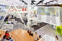 Tangram Studio / Making space cool, workspace