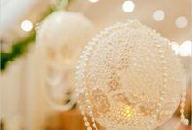 ideas decoración bodas/fiestas