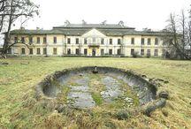 Klemensów - Pałac