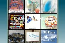 Artist Round Table -Special Featured Visual Artists- / Special Featured Artists from http://www.etsy.com/team/20675 As Visual Artist's we take pride in our shops and our work. But we are not just a team we are also about people.   https://www.facebook.com/ArtistsRoundTable