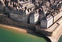Att besöka i Frankrike.