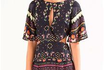 Modelo vestidos