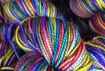 koigu yarn / by Audrie Saefong
