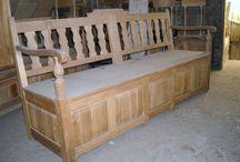 INSTORE / peças de mobiliário em armazém: actualizado diariamente.