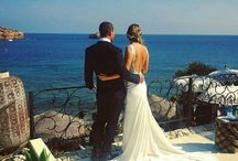 BODAS - WEDDINGS / Bodas en la playa beach wedding www.calaclemence.com