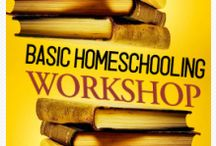 Home Schooling / by Tea Doyle