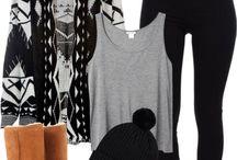 Cozy clothing
