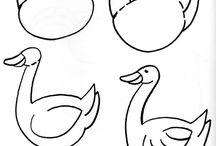 dibujar animales paso a paso