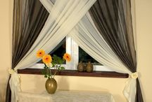 Curtains & decorating ideas
