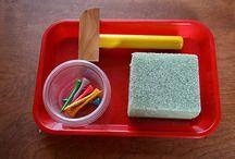 Montessori stuff
